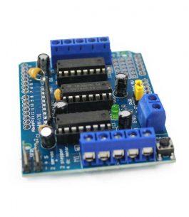 Motor Control Shield L293D RLLD25 – Rduino
