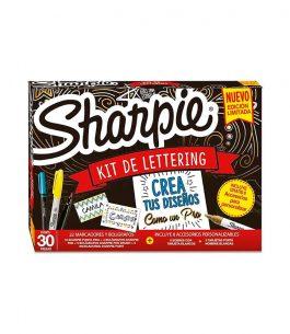 Kit 30 Marcadores Sharpie para Lettering