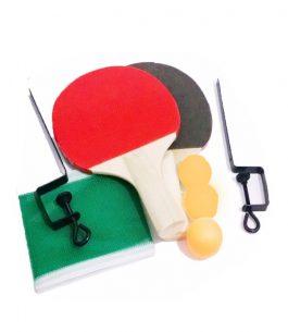 Raqueta de Ping Pon con Red