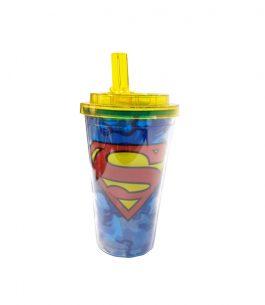 Hoppie con Diseño de Superman – 500ml