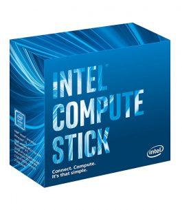 Compute Stick INTEL Mini Computadora Portátil Atom X5-Z8330