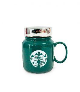 Taza Con Diseño Starbucks 159259