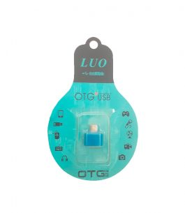 Adaptador OTG/USB LUO