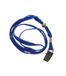 Cuerda con clip para Portanombre