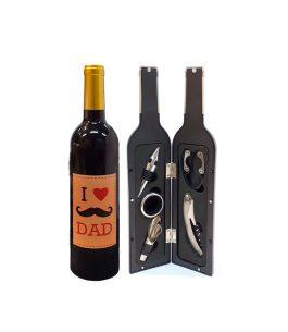 Kit Abridor de Vinos Grande