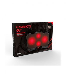 Cooling Pad para Notebook Gaming Havit HV-F2081