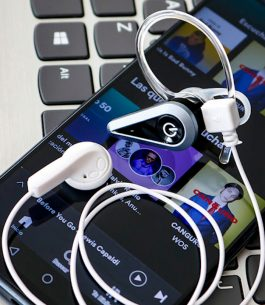 Auricular Bluetooth Havit V. 4.1 HV-I5