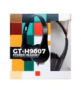 Auricular Havit HV-H9007 con Micrófono