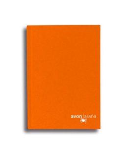 Cuaderno Avon Araña 178 Hojas