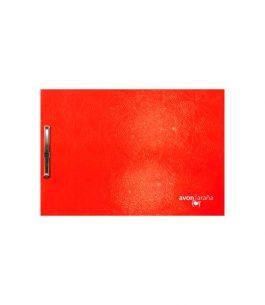 Carpeta de Dibujo Avon N°3 Rojo