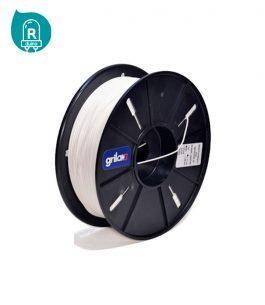 Filamento Grilon3 Impresora 3D – HIPS Blanco 1kg