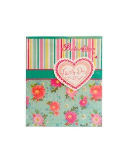Álbum con Diseño Flor