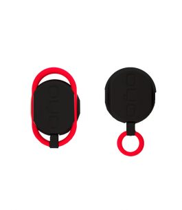 Accesorio para Celular Negro – Rojo