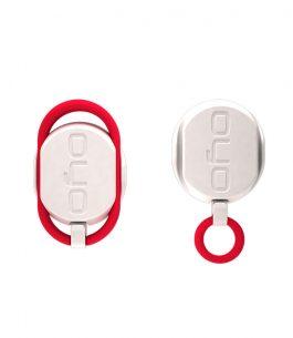 Accesorio para Celular Blanco – Rojo