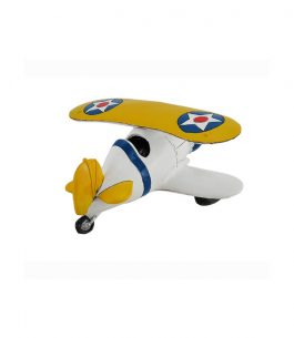 Alcancía Diseño Avion D34735