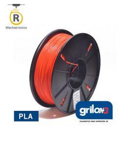 Filamento Grilon3 Impresora 3D – PLA Rojo 1kg