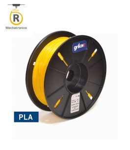 Filamento Grilon3 Impresora 3D – PLA Amarillo 1kg