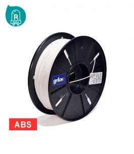 Filamento Grilon3 Impresora 3D – ABS Blanco 1kg