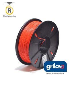 Filamento Grilon3 Impresora 3D – ABS Rojo 1kg