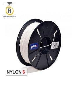 Filamento Grilon3 Impresora 3D – Nylon 6 Blanco 1kg