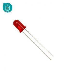 Led Rojo de 3mm RLLR06 – Rduino