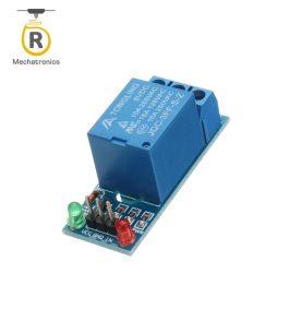 Modulo Rele 5V 1 Canal RLAR08 – Mechatronics