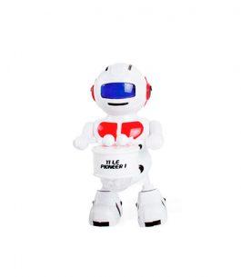 Robot a Pila con Luz y Música 645/646