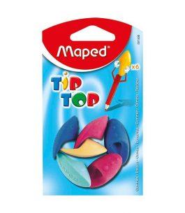 Borrador Maped Tip Top x Unidad