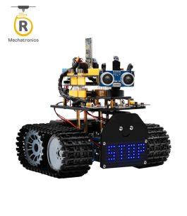 Kit Mini Tank Robot Bluetooth – Mechatronics