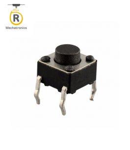Pulsador 6x6x5mm RLPB22 – Mechatronics