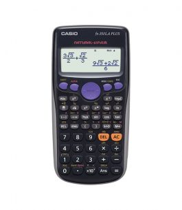 Calculadora Casio fx-350LA PLUS