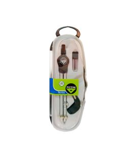 Compas Pizzini Metalico con Adaptador 140mm
