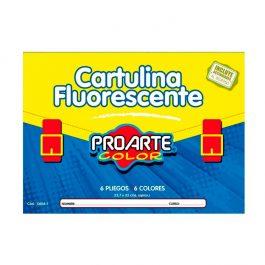 Cartulina Fluor ProArte 23×33