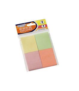 Notas Adhesivas Removibles Pastel 4 en 1 38×51 BA3804 – BRW