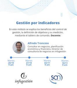 Curso Gestión por indicadores
