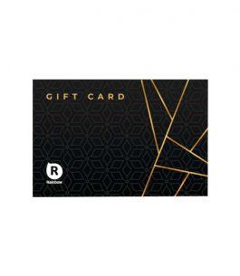 Gift Card Rainbow
