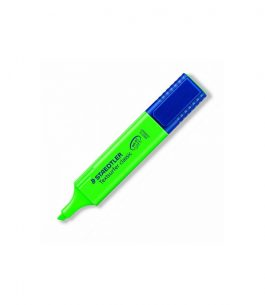 Marcador Verde STAEDTLER