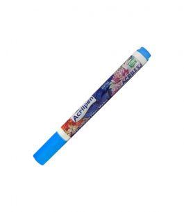 Marcador para Tela Acrilex 503 Azul Celeste