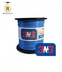 Filamento 3N3 Impresora 3D – PLA Celeste 500gr