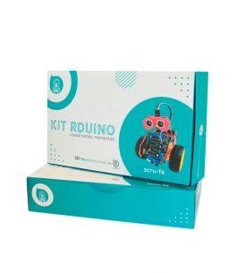 Kit Scru-fe – Rduino