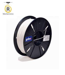 Filamento Grilon3 Impresora 3D – PLA+ Blanco Kg