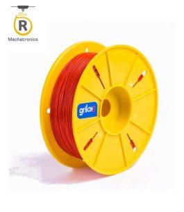 Filamento Grilon3 Impresora 3D – PLA+ Naranja UV Glow 1kg