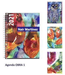 Agendas Martaro Completa con Diseños – 2021