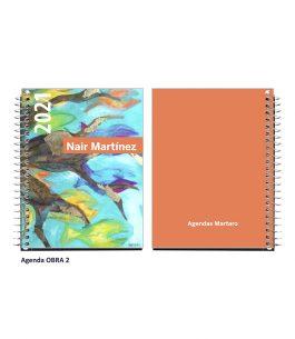 Agendas Martaro Básica con Diseños – 2021