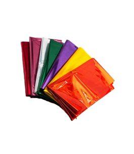 Papel Celofán Colores Varios