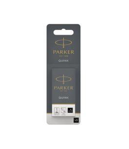 Parker Quink – Cartucho de Tinta Negro