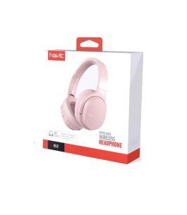 Auricular Bluetooth Havit I62 Rosa