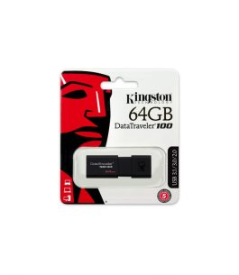 Pendrive Kingston USB 3.0 DT100G3 64GB