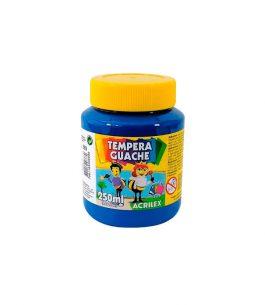 Tempera Acrilex 501 Turquesa 250ml