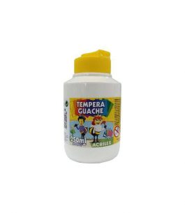 Tempera Acrilex Blanco 250ml